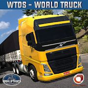 World Truck Driving Simulator v1 045 (Mod Money) Apk + Data