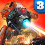 Defense Legend 3 Future War v2.3.8.96 (Mod Money) Apk