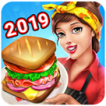 Food Truck Chef Cooking Game v1.5.8 Mod (Unlimited Gold / Coins) Apk