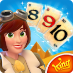 Pyramid Solitaire Saga v1.84.0 Mod (Infinite lives / Boosters / Unlock all levels / episodes) Apk