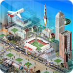 TheoTown City Simulation v1.5.88 (Mod Money) Apk
