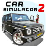 Car Simulator 2 v1.7 Mod (Unlimited Gold Coins) Apk + Data
