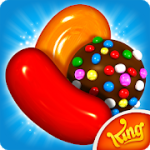 Candy Crush Saga v1.148.0.4 Mod (Infinite Lives & More) Apk