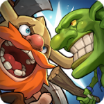 Castle Burn RTS Revolution v1.4.6 Mod (Unlimited Card Key / Mana / No Skill CD) Apk
