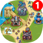 Kingdom Defense The War of Empires TD Defense v1.4.0 Mod (lots of money) Apk