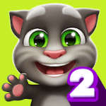 My Talking Tom 2 v1.3.2.404 (Mod Money) Apk