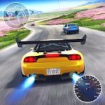 Real Road Racing Highway Speed Car Chasing Game v1.1.0 Mod (Unlimited gold coins / nitrogen / vehicles) Apk
