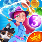 Bubble Witch 3 Saga v5.5.4 Mod (Unlimited Boosters & More) Apk