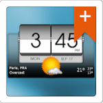 3D Flip Clock & Weather Ad-free v5.20.04 Paid APK