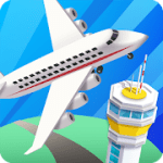 Idle Airport Tycoon Tourism Empire v1.2 Mod (Unlimited Money) Apk