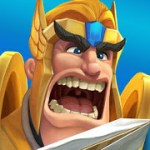 Lords Mobile Battle of the Empires Strategy RPG v1.100 Mod (Unlimited money) Apk + Data