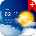 Transparent clock weather (Ad-free) v3.00.01 APK Subscribed