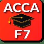 ACCA F7 Financial Reporting Exam kit Prep 2019 Ed v3.0.4 APK AdFree