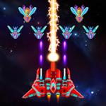 Galaxy Attack Alien Shooter v7.64 (Infinite Crystals / Money) Apk