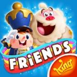 Candy Crush Friends Saga v1.18.12 Mod (Unlimited Lives / Plus 100 Moves) Apk