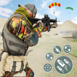 Counter Attack FPS Battle 2019 v1.1 Mod (Unlimited gold coins / All weapons unlocked) Apk