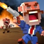 Guns.io Online Shooter 3D Block io Game v1.0.8 Mod (Unlimited Money) Apk