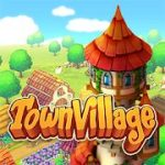 Town Village Farm Build Trade Harvest City v1.8.13 Mod (Coins / Diamonds / Resources) Apk