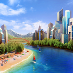 Citytopia v2.4.1 Mod (Unlimited Money / Gold) Apk + Data