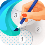 April Coloring Paint by Numbers to Calm and Relax v2.1.9 Mod (Unlocked) Apk