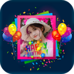 Birthday Photo Frame Photo On Cake v1.3 Mod APK Ads-Free