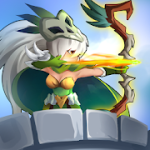 Castle Defender Hero Shooter Idle Offline TD v0.2.7.8 Mod (One Hit Kill) Apk