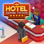 Hotel Empire Tycoon Idle Game Manager Simulator v1.1.0 Mod (Хязгааргүй мөнгө) APK