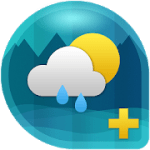 Weather & Clock Widget for Android Ad Free v4.1.2.5 APK Paid