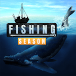 Fishing Season River To Ocean v1.6.40 Mod (Free Shopping) Apk