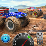 Racing Xtreme 2 Top Monster Truck & Offroad Fun v1.10.0 Mod (Unlimited Money) Apk