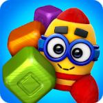 Toy Blast v6861 Mod (Unlimited Lives / Boosters & 100 Moves) Apk