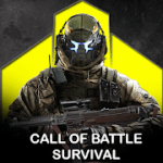 Call of battle Survival Duty Modern FPS strike v1.0 Mod (Invincible / Ads remove) Apk