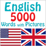 English 5000 Words with Pictures v20.6 PRO APK
