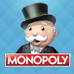 Monopoly the money & real estate board game v1.1.2 Mod (Unlimited money + unlocked)  Apk