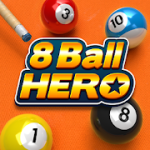 8 Ball Hero Pool Billiards Puzzle Game v1.14 Mod (Unlimited Money) Apk