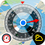 All GPS Tools Pro (map, compass, flash, weather) v1.4 Mod APK