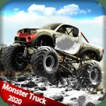 Mega Truck Race Monster Truck Racing Game v1.0 Mod (Unlimited Money + Unlock all levels) Apk