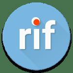 rif is fun golden platinum for Reddit v4.16.0 APK Paid