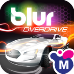Blur Overdrive v1.1.1 Unlimited (Full + Unlimited Money + Gold) Apk + Data