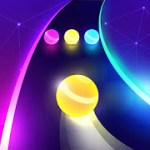 Dancing Road Color Ball Run v1.5.6 Mod (Unlimited Lives) Apk