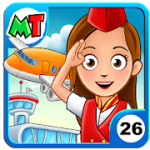 My Town Airport v1.13 Mod Full Apk