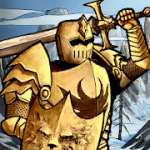 The Paladin's Story Melee & Text RPG Offline v0.68 Mod (Unlimited Gold Coins) Apk