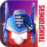 Angry Birds Transformers v2.3.1 Mod (Unlimited Money) Apk + Data