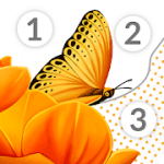 April Coloring Oil Paint by Number for adults v2.45.0 Mod (Unlocked) Apk