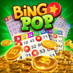 Bingo Pop Live Multiplayer Bingo Games for Free v6.2.42 Mod (Unlimited Cherries + Coins) Apk