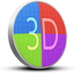 3D-3D  icon pack v3.3.6 APK Patched