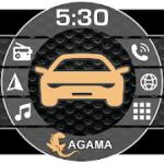 AGAMA Car Launcher v2.5.2 Premium APK