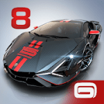 Asphalt 8 Airborne Fun Real Car Racing Game v5.2.0j Mod (Unlimited Money) Apk