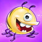 Best Fiends Free Puzzle Game v8.3.1 Mod (Unlimited Gold + Energy) Apk