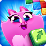 Cookie Cats Blast v1.26.5 Mod (Unlimited Lives + Coins + Moves) Apk